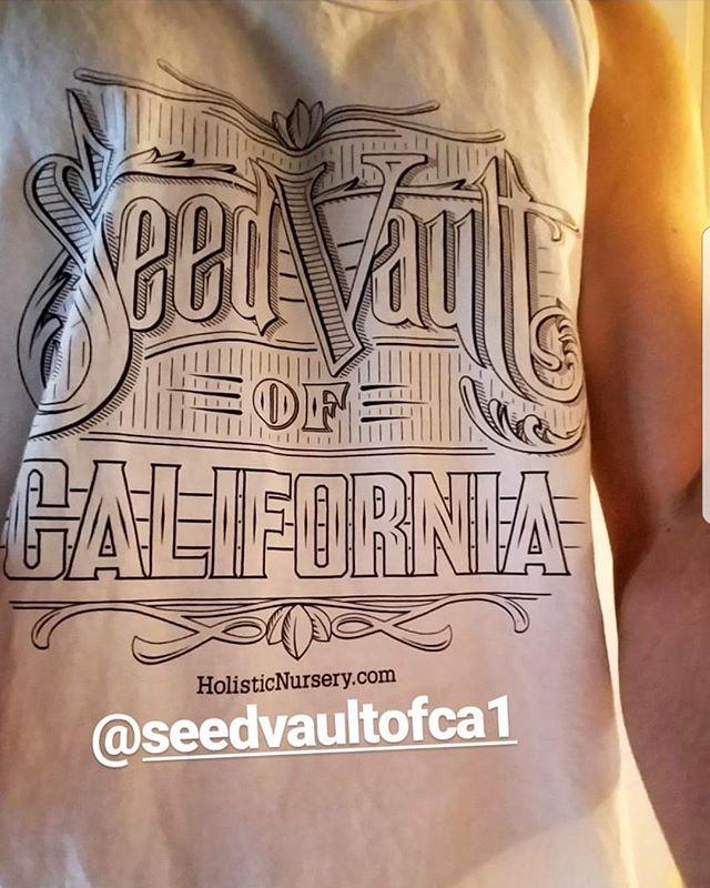 Seed Vault of California