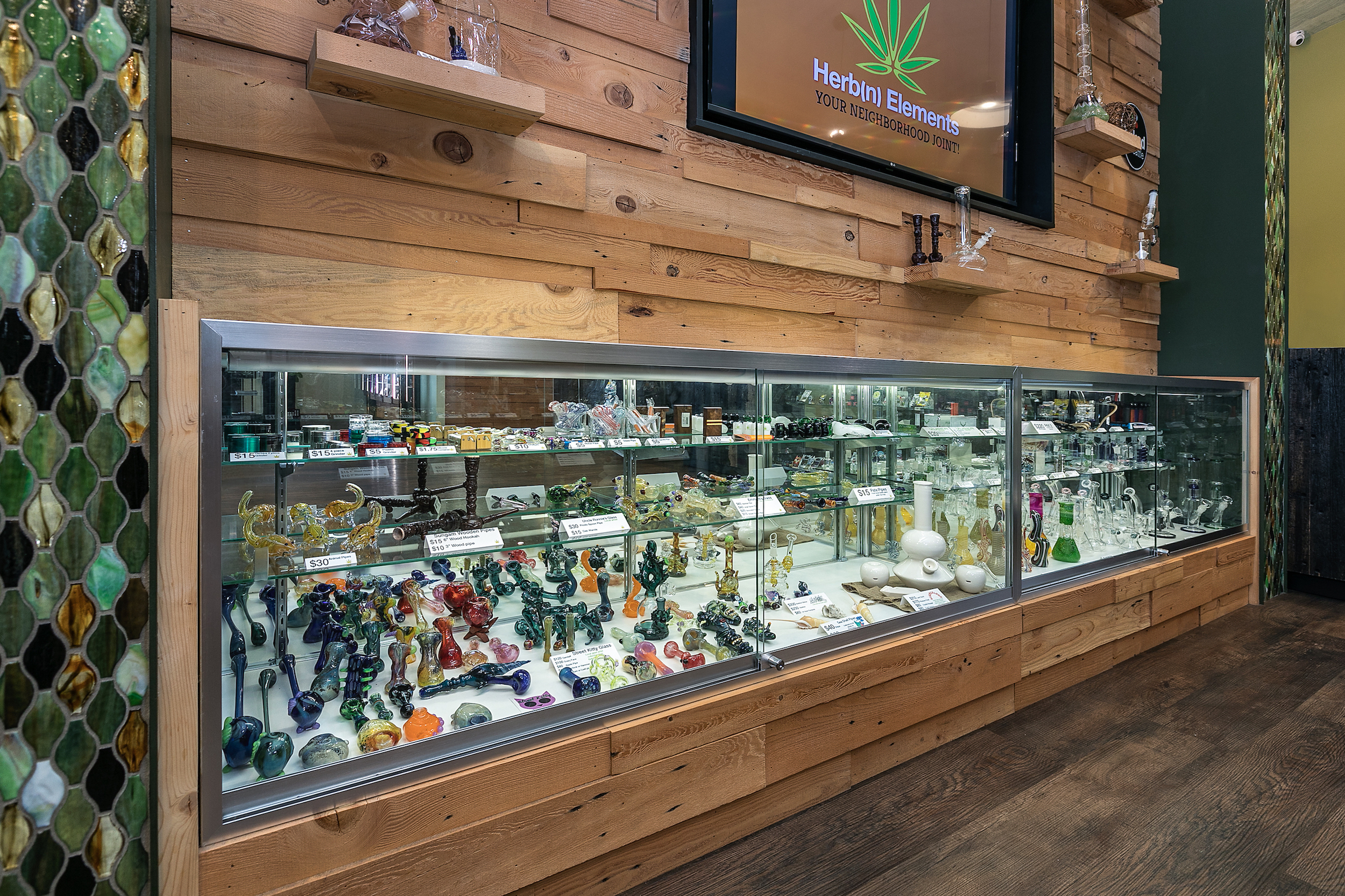 Herb(n) Elements – Rec & Med – Seattle