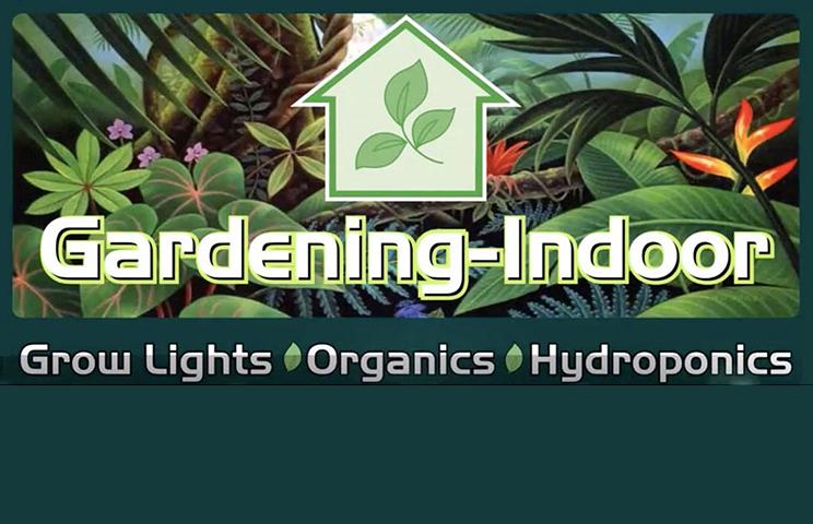 Gardening Indoor