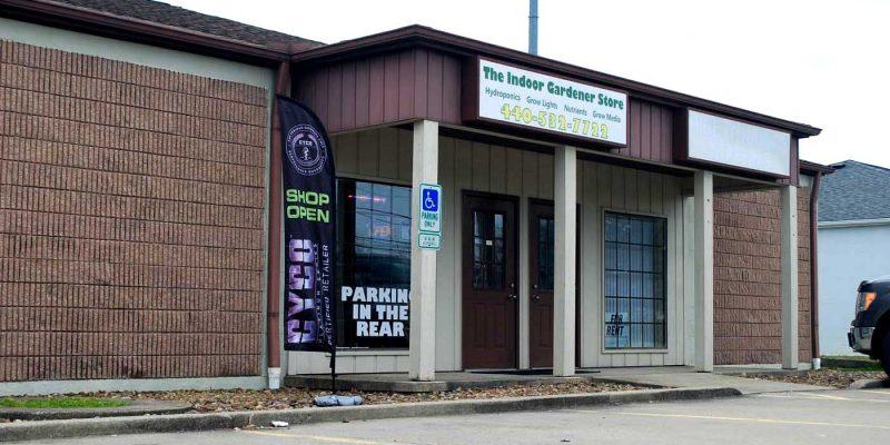 The Indoor Gardener Store – Columbia Station