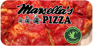 Marsella's Pizza | Highly Recommended by CannaMaps